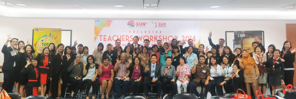 Teachers Workshop 2014