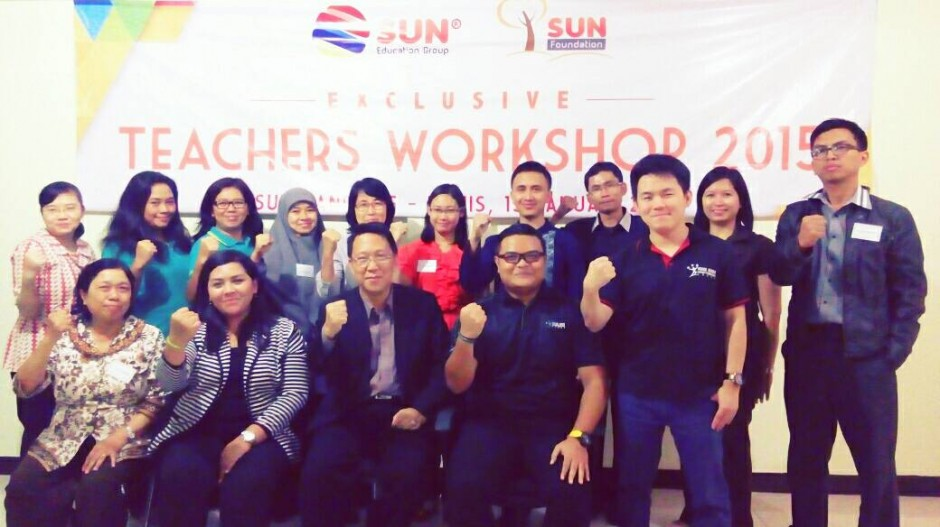 Teachers Workshop Bandung